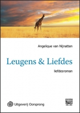 Angelique  Nijnatten Leugens & Liefdes - grote letter uitgave