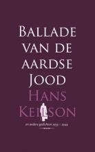 Hans  Keilson Ballade van de aardse Jood