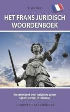 Tin van Arkel Het Frans juridisch woordenboek