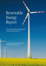 , Renewable Energy Report