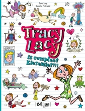 Tania  Lacey, Danielle  McDonald Tracy Lacy is compleet kierewiet!
