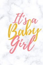 Miljonair Mindset , Babyshower gastenboek It`s a baby girl