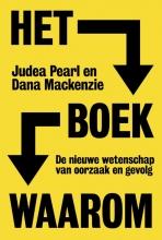 Dana Mackenzie Judea Pearl, Het boek waarom