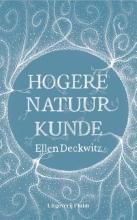 Ellen Deckwitz , Hogere natuurkunde