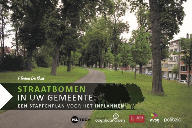 Florian De Bont,Straatbomen in uw gemeente: