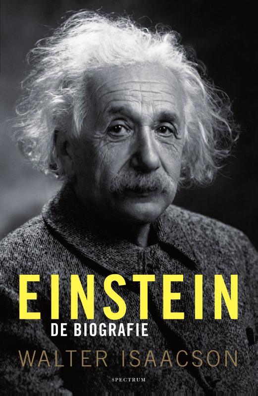 Walter Isaacson,Einstein