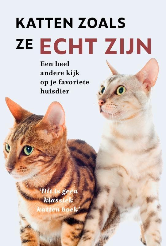 Chris Dusauchoit,Katten zoals ze echt zijn