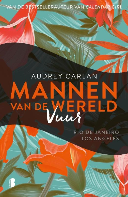 Audrey Carlan,Vuur