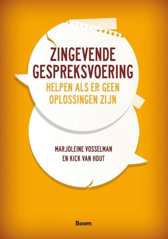 Marjoleine Vosselman, Kick van Hout,Zingevende gespreksvoering