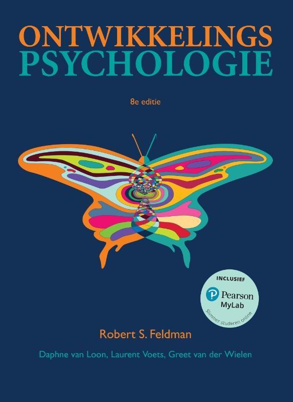 Robert S. Feldman, Elaine Tompany, Jill Raymond, Paul Holdaway, Mary Lou E. Mulvihill,Ontwikkelingspsychologie