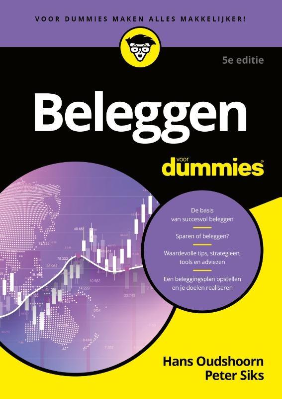 Hans Oudshoorn, Peter Siks,Beleggen voor Dummies
