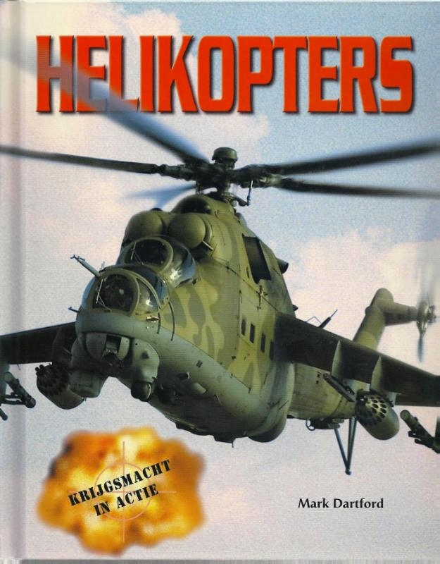 Mark Dartford,Helicopters