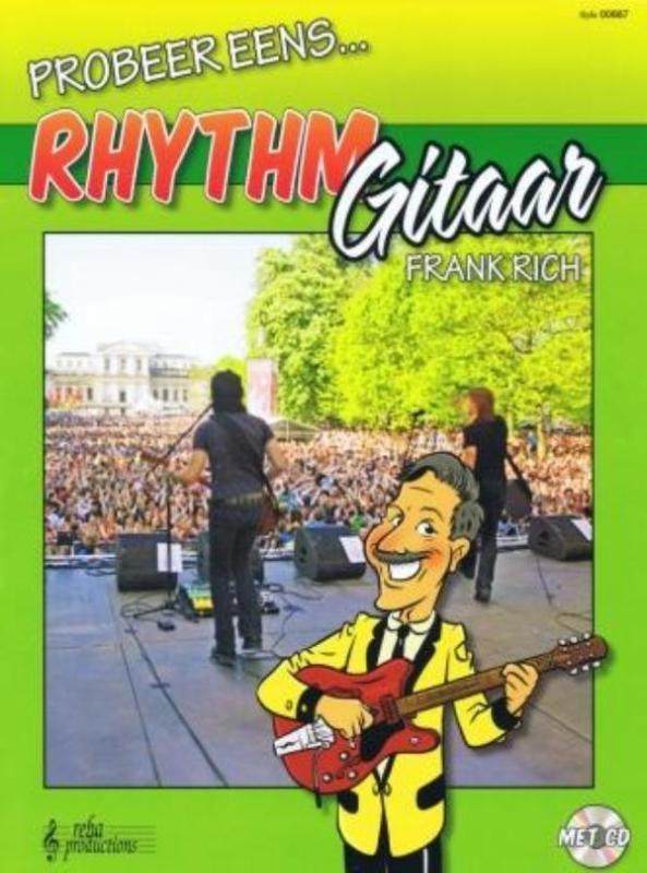 Frank Rich,Probeer eens ... rhythm gitaar