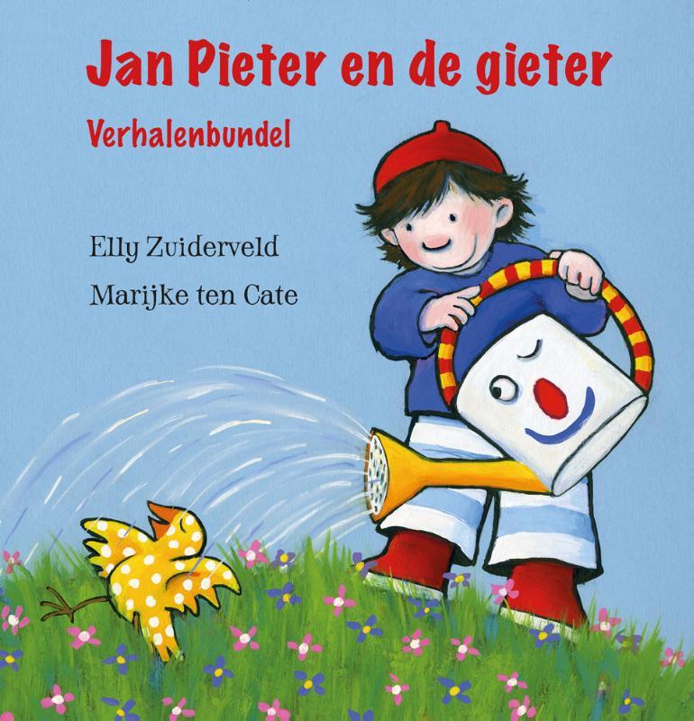 Elly Zuiderveld,Jan Pieter en de gieter