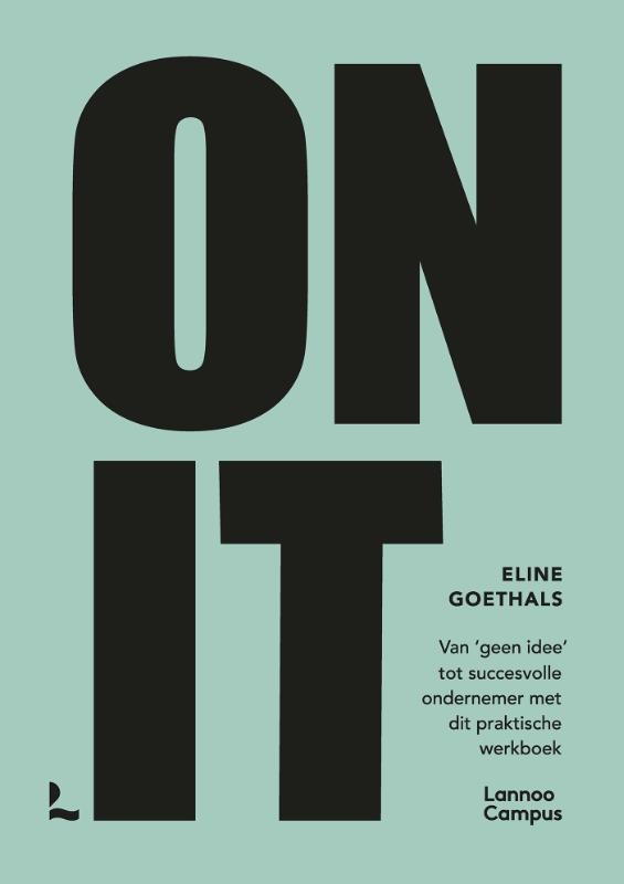 Eline Goethals,On it