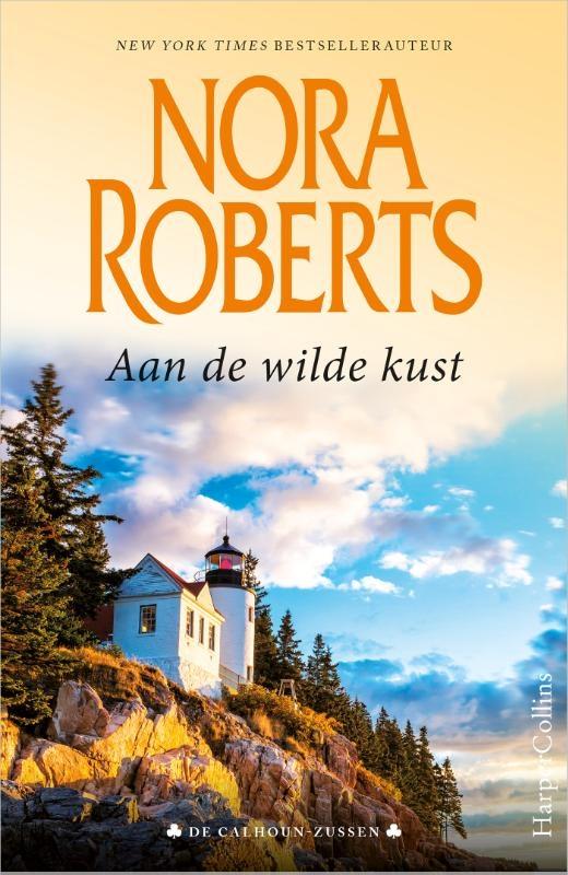 Nora Roberts,Aan de wilde kust
