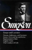 Emerson, Ralph Waldo,Ralph Waldo Emerson Essays and Lectures