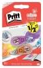 ,Correctieroller Pritt 5mmx6m micro flex blister 2e halve prijs