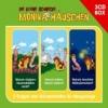 ,Die kleine Schnecke Monika H?uschen 3-CD H?rspielbox Vol. 1 Folge 1-3