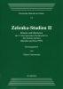 ,Zelenka Studien II