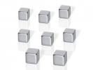 ,magneten Be!board 8 stuks vierkant