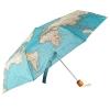 ,Paraplu RETRO vintage world map