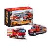 ,Vloerpuzzel - Brandweerwagen