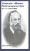 <b>Alexander I.  Herzen</b>,Feiten en gedachten 1864-1868