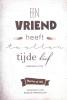Martine de Wit,Bijbels vriendschapsboekje