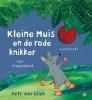 Petr  Horacek,Kleine muis en de rode knikker