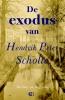 <b>Michiel van Diggelen</b>,De exodus van Hendrik Peter Scholte