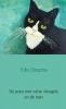Edo  Douma ,De poes met witte vleugels en de man