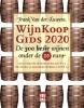 <b>Frank van der Auwera</b>,Wijnkoopgids 2020