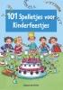 <b>101 spelletjes voor  kinderfeestjes</b>,