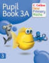 Collins UK Collins New Primary Maths - Pupil Book 3a