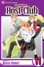 Hatori, Bisco Ouran High School Host Club 11