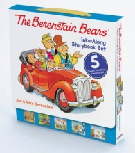 Jan Berenstain,   Mike Berenstain The Berenstain Bears Take-Along Storybook Set