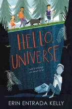 Erin Entrada Kelly Hello, Universe
