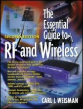 Weisman, Carl J. The Essential Guide to RF and Wirelss