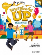 Jackson, Patrick Everybody Up: Starter Level. Student Book with Audio CD Pack