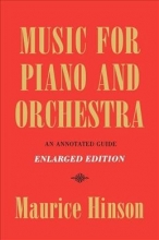 Hinson, Maurice Music for Piano and Orchestra, Enlarged Edition