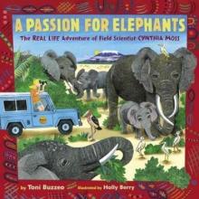 Buzzeo, Toni A Passion for Elephants