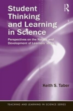 Keith S. Taber Student Thinking and Learning in Science
