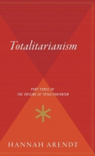 Arendt, Hannah Totalitarianism