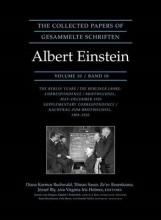 Albert Einstein The Collected Papers of Albert Einstein, Volume 10