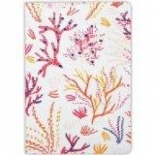 Galison Coral Handmade Embroidered Journal