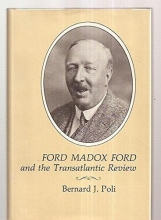 Poli, Bernard J. Ford Madox Ford & the
