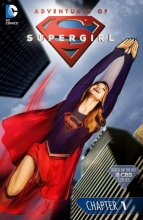 Gates, Sterling Adventures of Supergirl, Volume 1