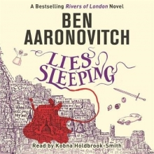 Aaronovitch, Ben The Seventh Rivers of London novel