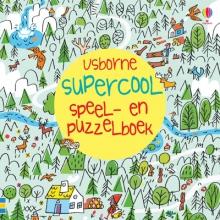 Supercool Speel- en Puzzelboek Alleen in set van 3